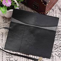 Стильный и компактный пенал-кофр Сумерки, черный, фото 1