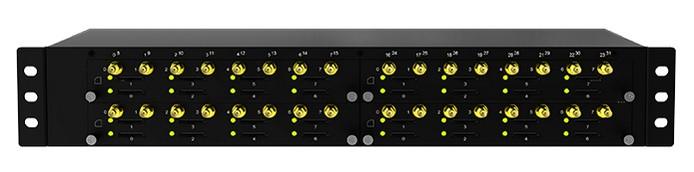 GSM шлюз Dinstar DWG2000G-32G