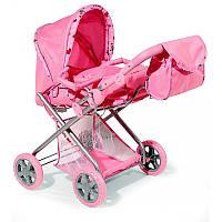 Детская коляска демисезонная для кукол 9379/029