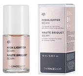 Хайлайтер жидкий кремовый The Face Shop Highlighter Beam 13мл