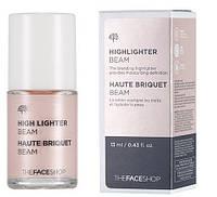 Хайлайтер жидкий кремовый The Face Shop Highlighter Beam 13мл