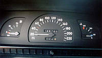 Панель приборов (щиток) Opel Omega A