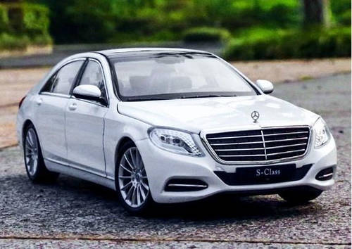 Коллекционная машинка Mercedes-Benz S-Class