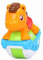 Игрушка Huile Toys Музыкальная лошадка (3105B)