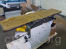 Zenitech RFK 410 Фуговально-рейсмусовый станок по дереву Рейсмус фуганок Фуговально-рейсмусовий верстат, фото 2