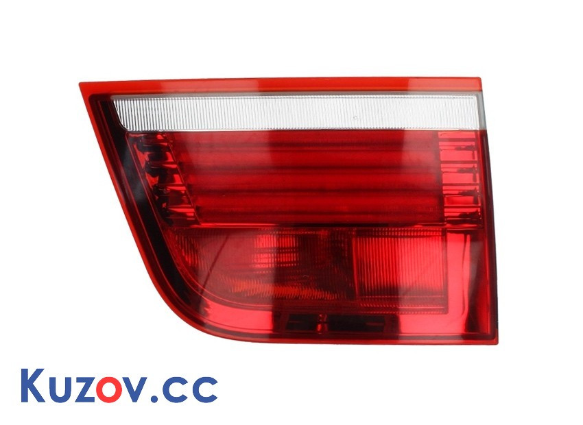 Фонарь задний BMW X5 E70 внутренний, рестайлинг 10-13 левый (Magneti Marelli) 63217227793