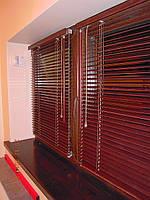 Бамбукові горизонтальні жалюзі, фото 1