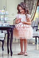 Платье для девочки 38-7006-3
