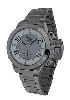 Часы мужские на браслете двойная индикация NewDay