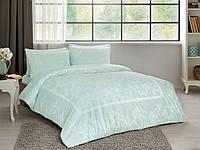 Комплект постельного белья ТАС Clara сатин  220-200 см, фото 1
