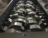Шредер двухвальный SHR-875х430/22-18.5.1000