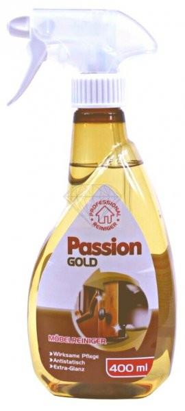 Спрей для мебели Passion Gold 400мл