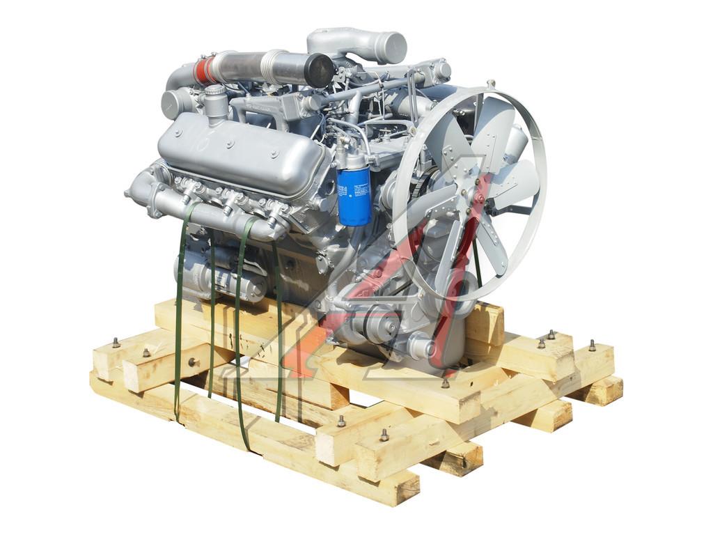 Двигатель в сборе (1-я комплектация)