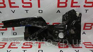 Бризговики колеса пер lh lacetti hb (фартух лонжерона)
