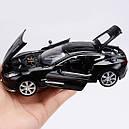 Машинка DieCast Aston Martin (1:32) черная (55319), фото 2