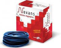 Нагревательный кабель Nexans TXLP/2R 17 Вт/м 100 м.п. Вт-1700