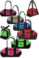 Женская универсальная сумка в спортивном форм-факторе - модный тренд и разумная цена