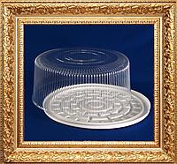 Упаковка для торта  заказного высокого диаметр 31 см.