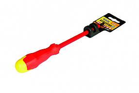 Отвёртка диэлектрическая Master Tool крестовая PH2*125 1000В 47-0212