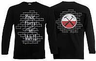 Футболка длинный рукав PINK FLOYD - The Wall