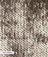 Паеточная ткань мелкая медный купорос
