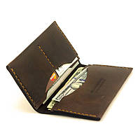 Портмоне Breast Wallet (as130102) Коричневое