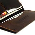 Портмоне Breast Wallet (as130102) Коричневое, фото 3