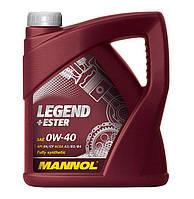 MANNOL Legend+Ester 0W-40 API SN/CF