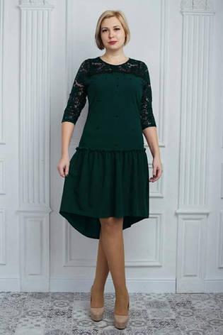 """Женское платье """"Илая"""" размер 54, фото 2"""