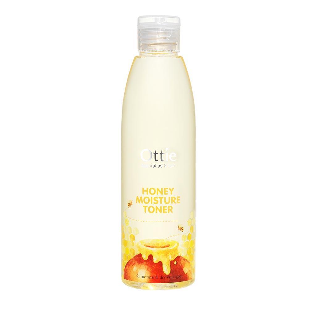 Увлажняющий тонер с экстрактом меда  Ottie Honey Moisture Toner, 200 мл