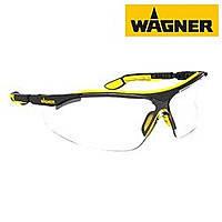 Малярные очки UVEX Comfort Wagner с контрастным стеклом