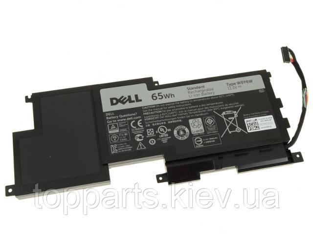 Батарея для ноутбука Dell XPS 15-L521X W0Y6W, 5640mAh (65Wh), 6cell, 1
