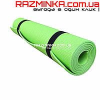 Детский коврик для спорта Колибри 180х60см, толщина 5мм