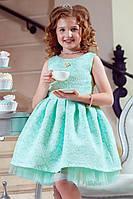 Платье для девочки 38-7007-3