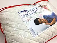 Подушка стёганая силиконовая 50х70
