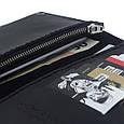 Портмоне-клатч Travel Case. Чёрный, фото 5