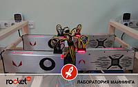 Ферма на Sapphire Radeon RX Vega 64 8G LE