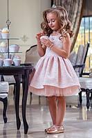 Платье для девочки 38-7007-4