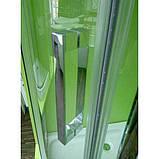 Душевая кабина Veronis KN-3-80 стекло прозрачное, 800х800х1950 мм, фото 6