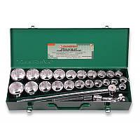 "Набор инструмента Jonnesway 3/4"" DR 22-50 мм (27 предметов)"
