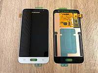 Дисплей на Samsung J120 Galaxy J1 Белый(White), GH97-18224A, Super AMOLED!