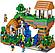 Конструктор Minecraft QL 0507 Дерево-будинок, 957 дет., фото 2