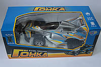 Машина гоночная, р/у, аккум., гонка, в коробке, 37*16*17см.