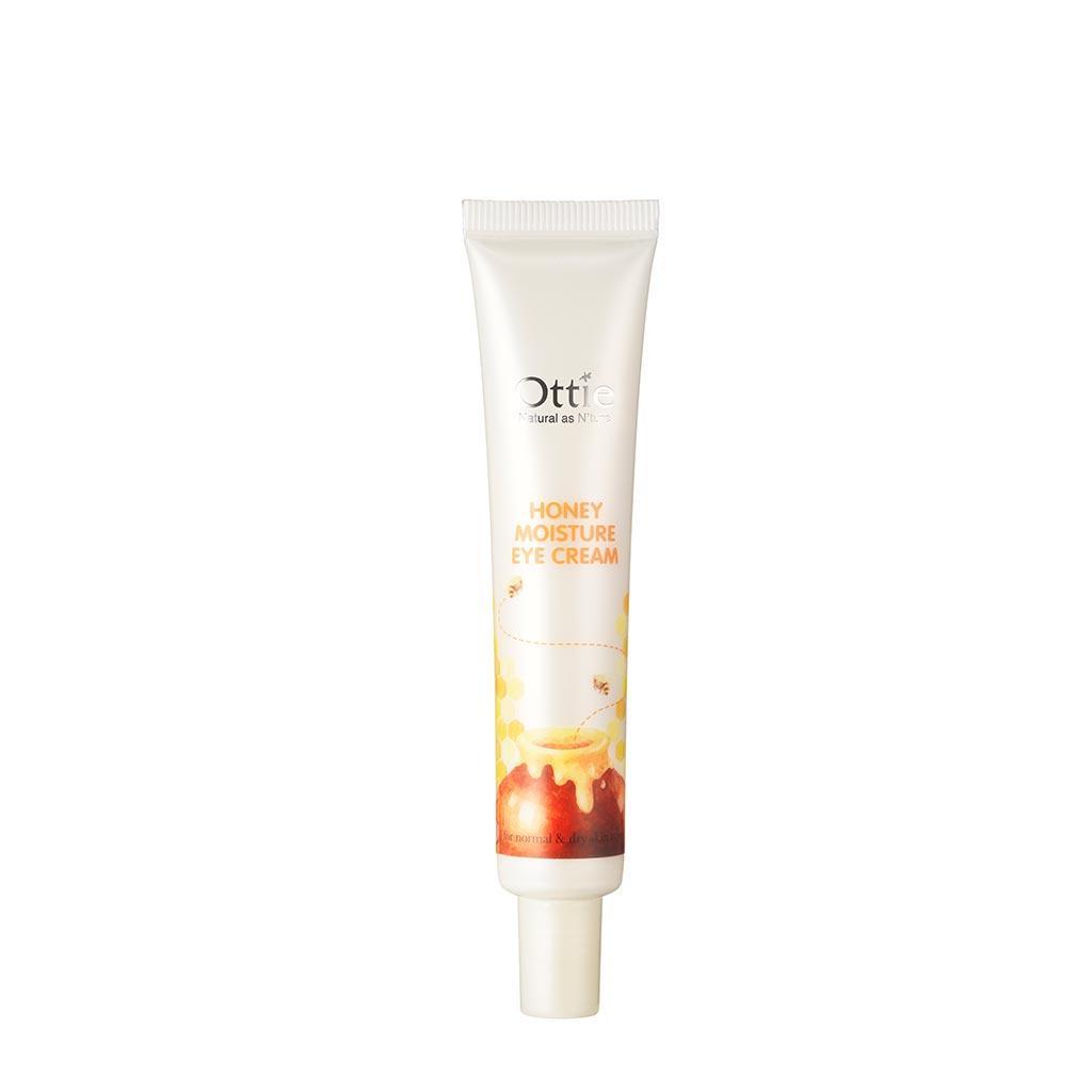 Увлажняющий крем для век с медом Ottie Honey Moisture Eye Cream, 30 мл