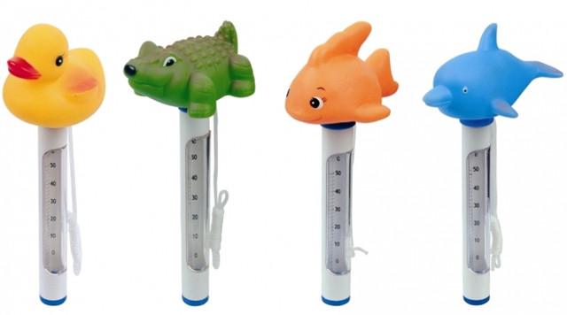 Термометр для бассейна , плавающий электронный градусник
