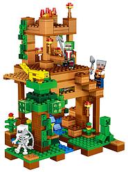Конструктор Minecraft QL 0516, 410 дет.