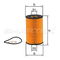 Фильтр масляный SMARTEX OE18046ECO (SH 404)