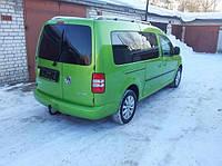 Тонировка автостекол на автомобиль VW Caddy (07-) (Фольксваген Кадди 07-)
