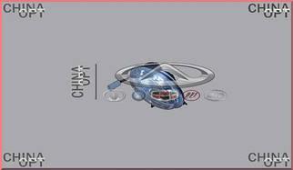 Противотуманка передняя правая, Chery QQ [S11, 0.8], S11-3732020, Aftermarket