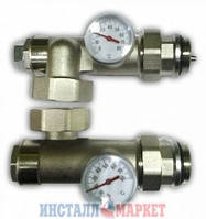 Коннектор для подключения циркуляционного насоса пара 1х 130мм ASCO